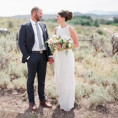 Boho Ranch Wedding Photographer
