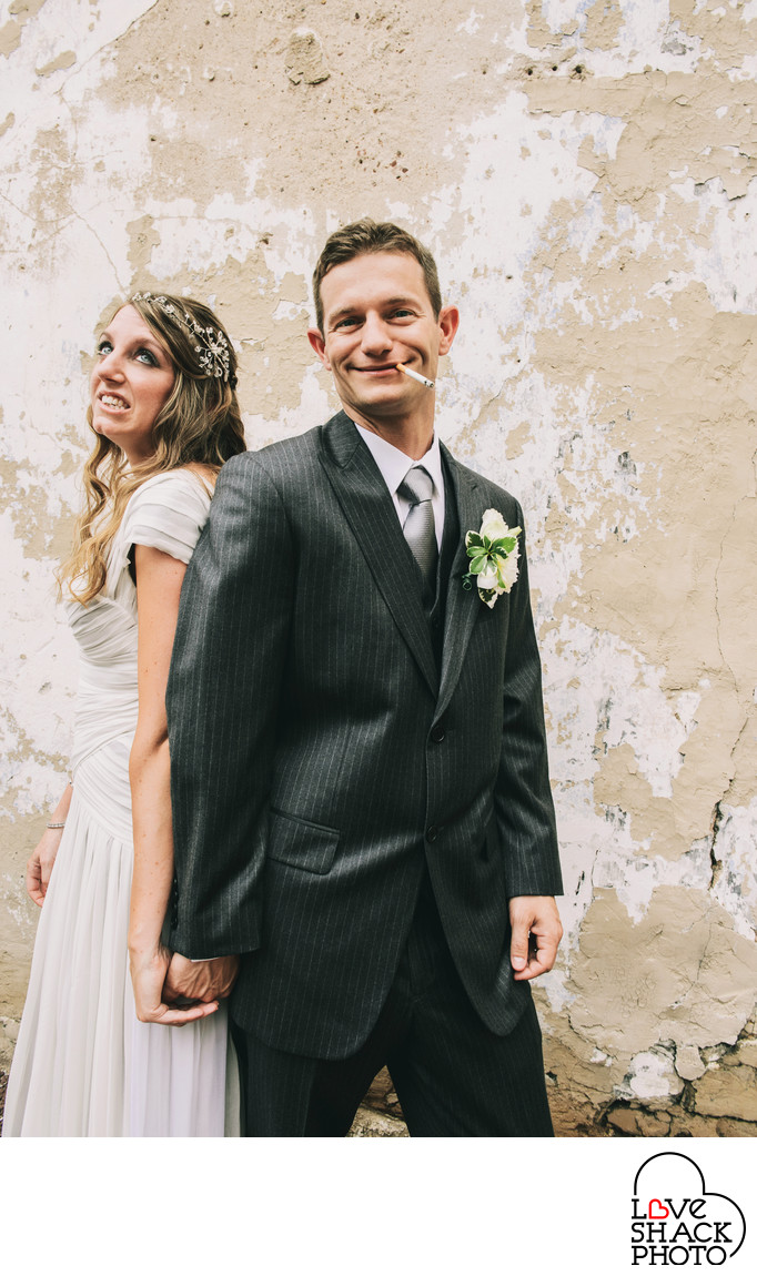 Fun Wedding Photographers in Philadelphia