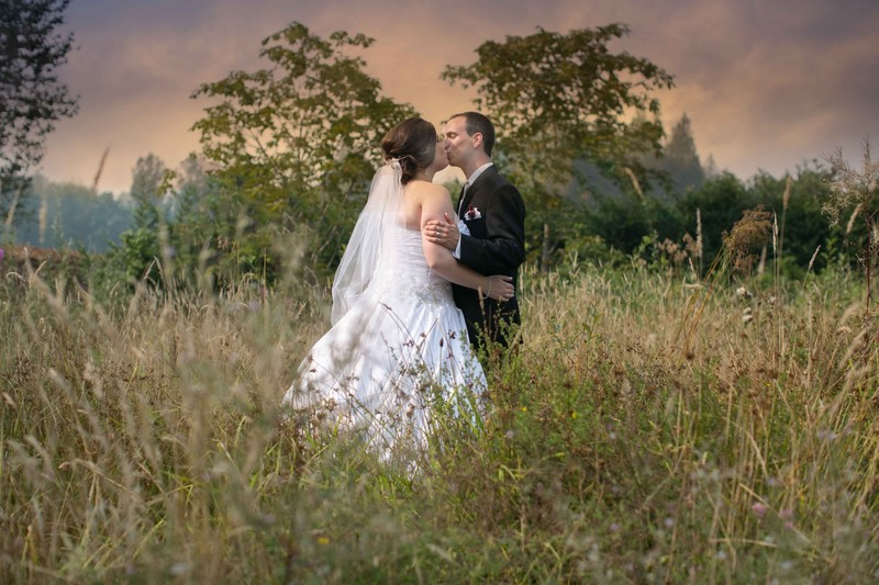 Seattle Wedding Photography | Winding Path Gardens Photographer