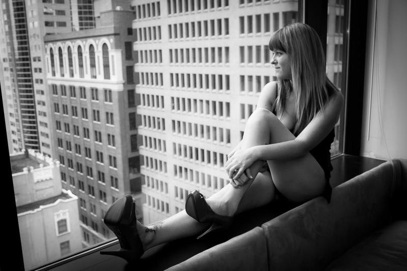 Seattle Boudoir Photography | Hotel Boudoir Photographer