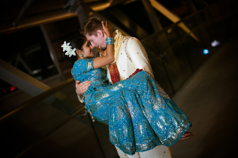 Wedding Photo at Bellevue Hyatt   Seattle   Sammamish