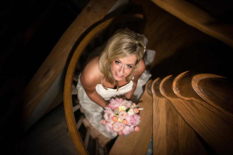 Seattle Wedding Photography | DeLille Cellars Bride