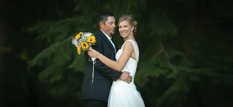Wedding Photos at Natures Connection Place   Arlington   Snohomish