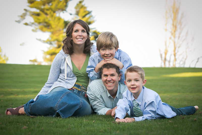 Family Pictures at Point Defiance Park | Tacoma