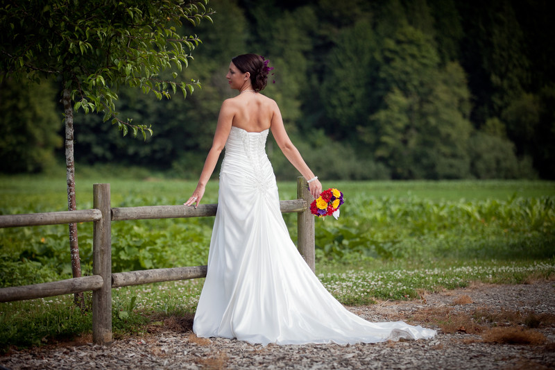 Wedding at Craven Farms in Snohomish | Everett | Seattle