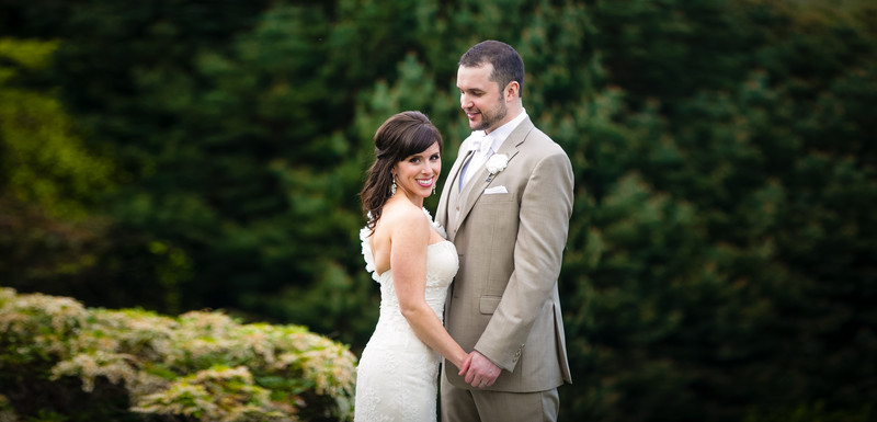 Wedding Photo at Lord Hill Farms | Snohomish | Seattle