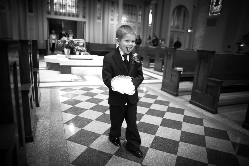 Seattle Wedding Photography | St. James Cathedral