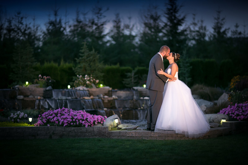 Natures Connection Place Wedding | Seattle Wedding Photography