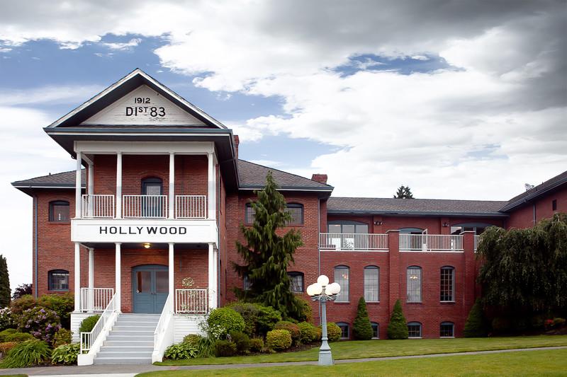 Hollywood Schoolhouse Wedding Photographs | Seattle