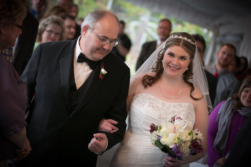 Salish Lodge Snoqualmie Falls  Wedding Photo