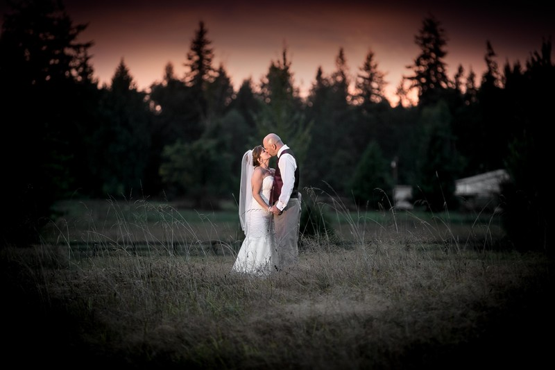 Wedding Photos at Tazer Valley Farm | Stanwood | Snohomish