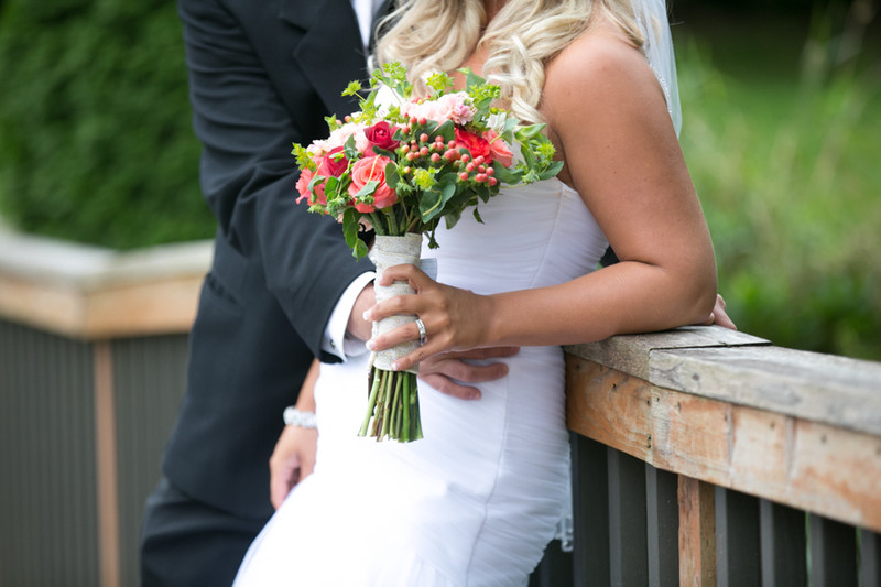 Wedding Photo at  Tazer Valley Farm in Stanwood | Everett | Snohomish