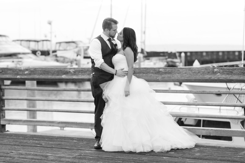 Edmonds Yacht Club Wedding Photographer | Seattle