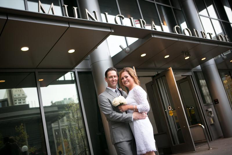 Seattle Wedding Elopement Photographs