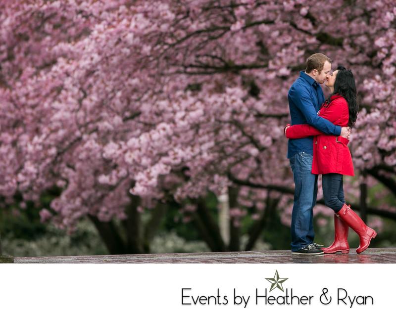 University of Washington Engagement Picture