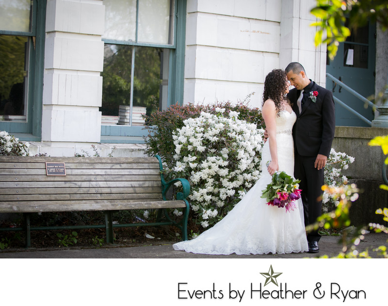 Mount Baker Community Club Wedding Photographs