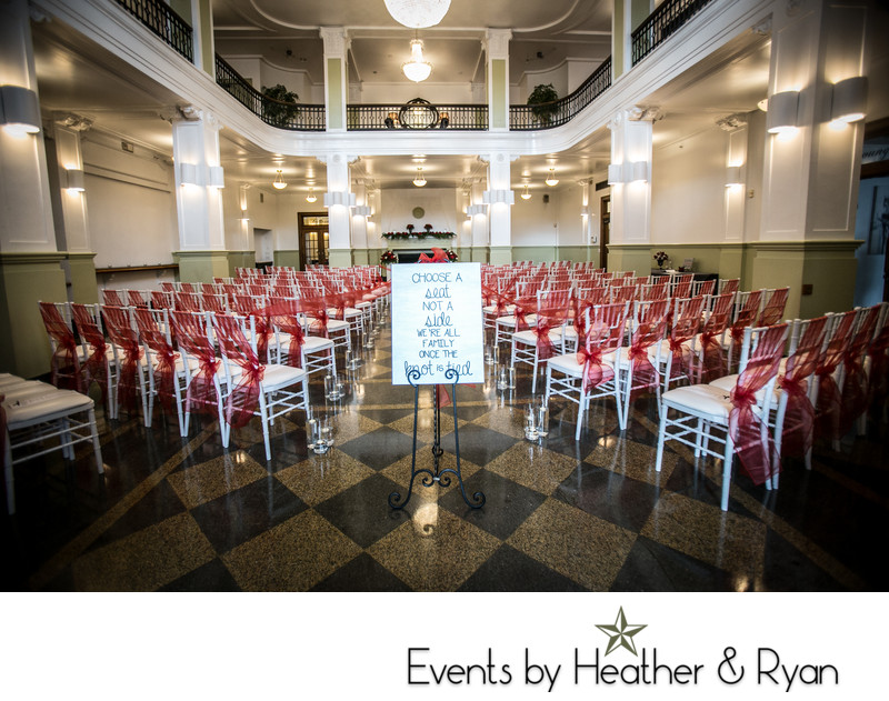 Monte Cristo Ballroom Wedding in Everett