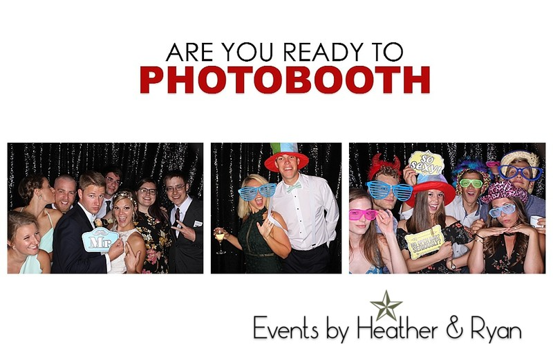 Bellingham Photo Booth Rental for Weddings