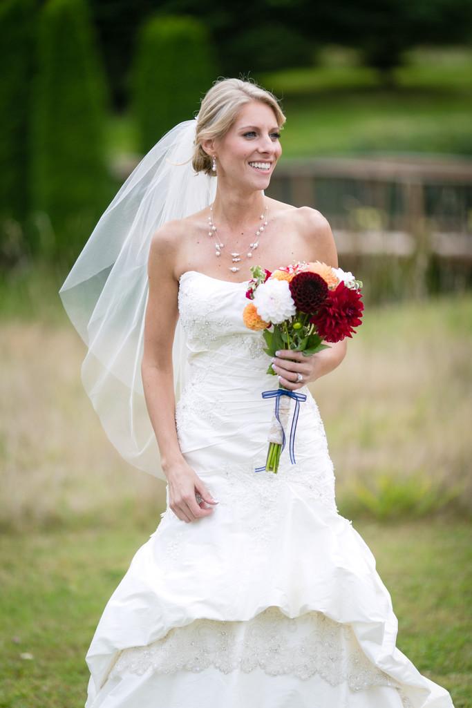 Tazer Valley Farm Wedding | Stanwood