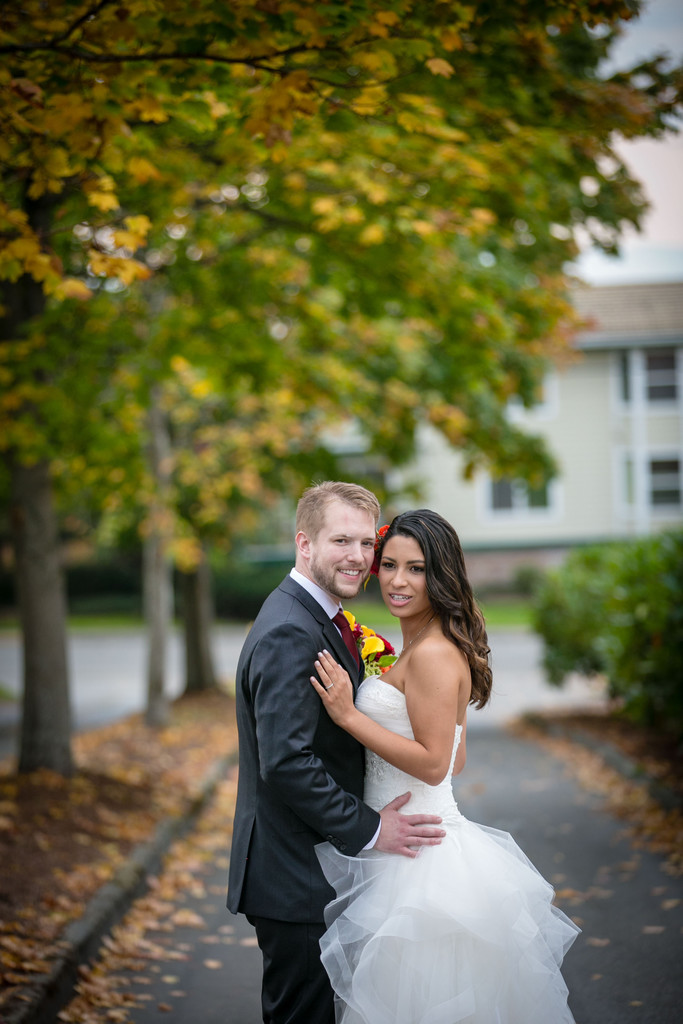 Wedding Photos at Holy Rosary Church | Edmonds | Seattle