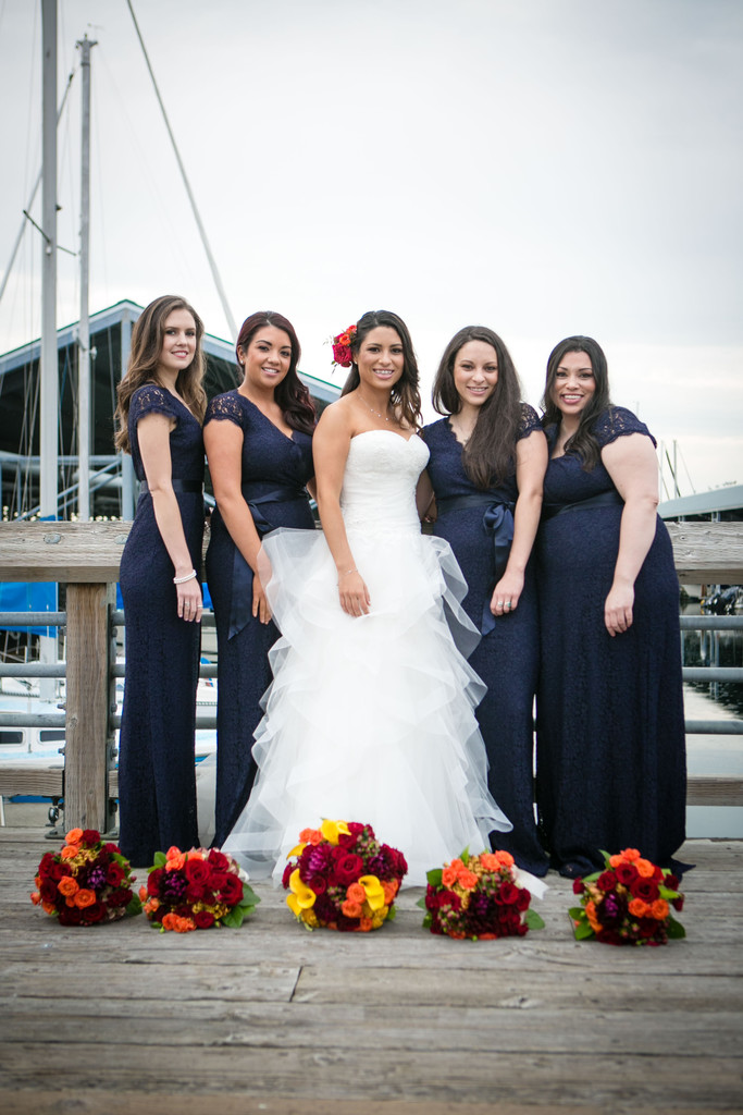 Wedding Photo at  Edmonds Yacht Club in Edmonds | Seattle | Snohomish