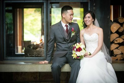 Willows Lodge Wedding | Woodinville Wedding Photographer
