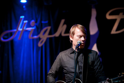 Seattle Band Headshot Photography | Ballard