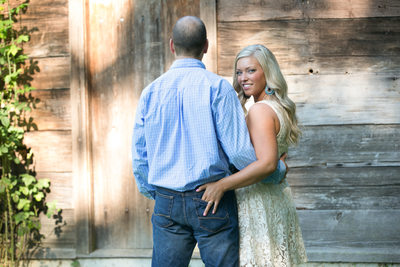 Engagement Session at Bothell Landing
