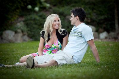 Engagement Photos at Kerry Park