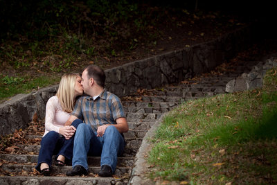 Engagement Photos at Lincoln Park