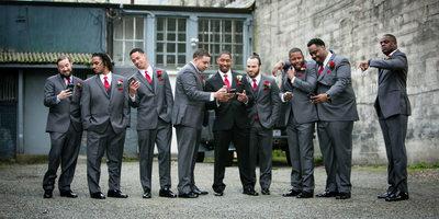 Monte Cristo Ballroom Wedding in Everett