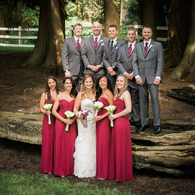 Delille Cellars Wedding Photography Woodinville