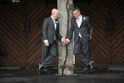 DeLille Cellars Wedding Photography Same Sex