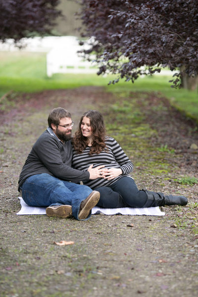 Seattle Maternity and Pregnancy Photography Photographer | Mukilteo