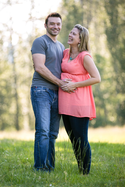 Seattle Maternity and Pregnancy Photography Photographer | Juanita Park