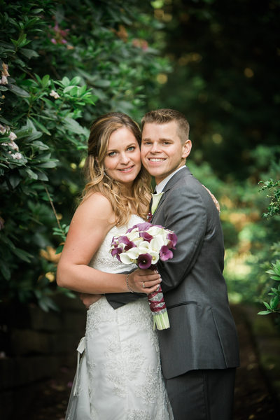 Delille Cellars Wedding Pictures