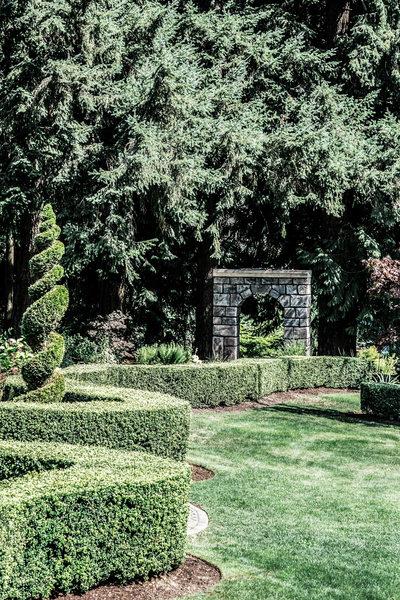 Rock Creek Gardens Wedding Picture