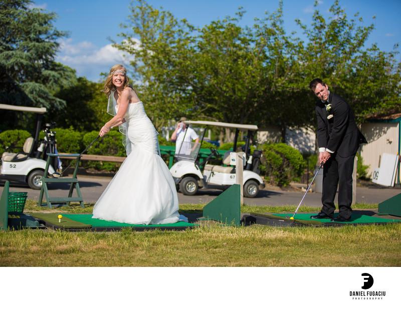 Valleybrook Country Club wedding