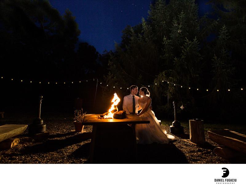 Audubon Center wedding photography