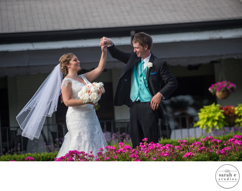 Westborough Country Club Wedding Photos in St. Louis, MO