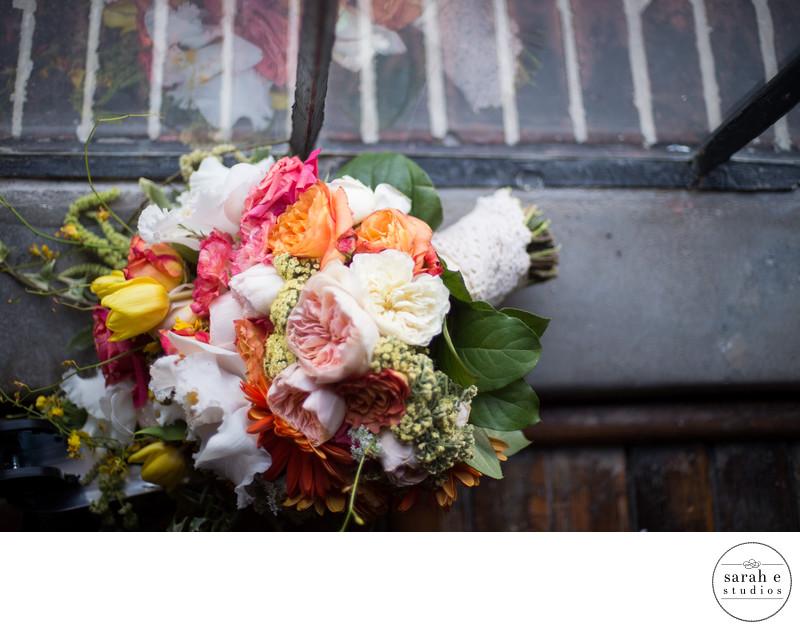 St. Louis, MO Floral Shot