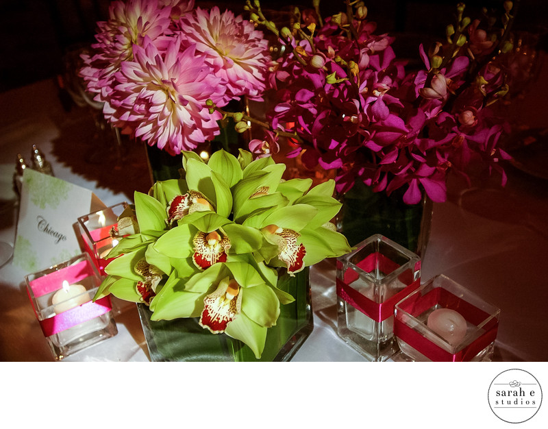 Fantastic Wedding Flowers Photographed in Chicago