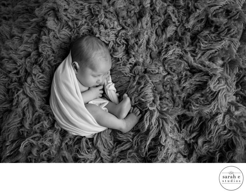 Kirkwood Newborn Photograph