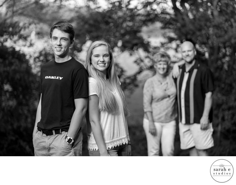 Fenton Park Family Photos