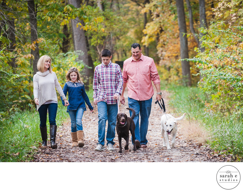 Best Family Glencoe Park Photographer in St. Louis Missouri