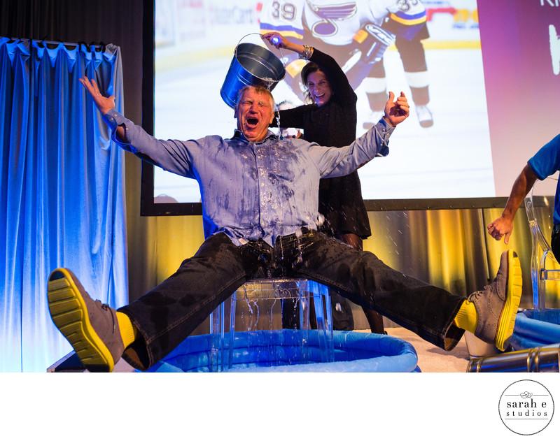 Brett Hull ALS Ice Bucket Challenge