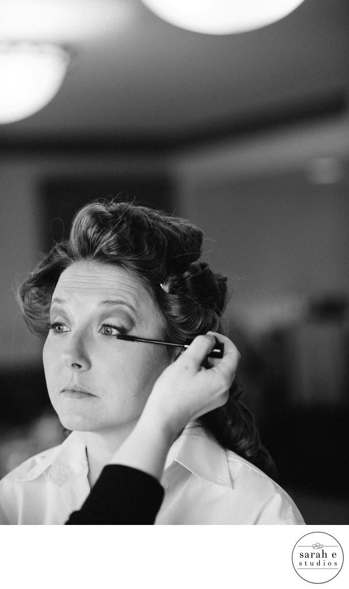 Best St. Louis Bridal Makeup Photographer
