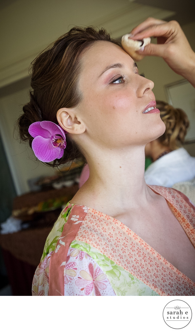 Classic Wedding Day Makeup in St. Louis Wedding