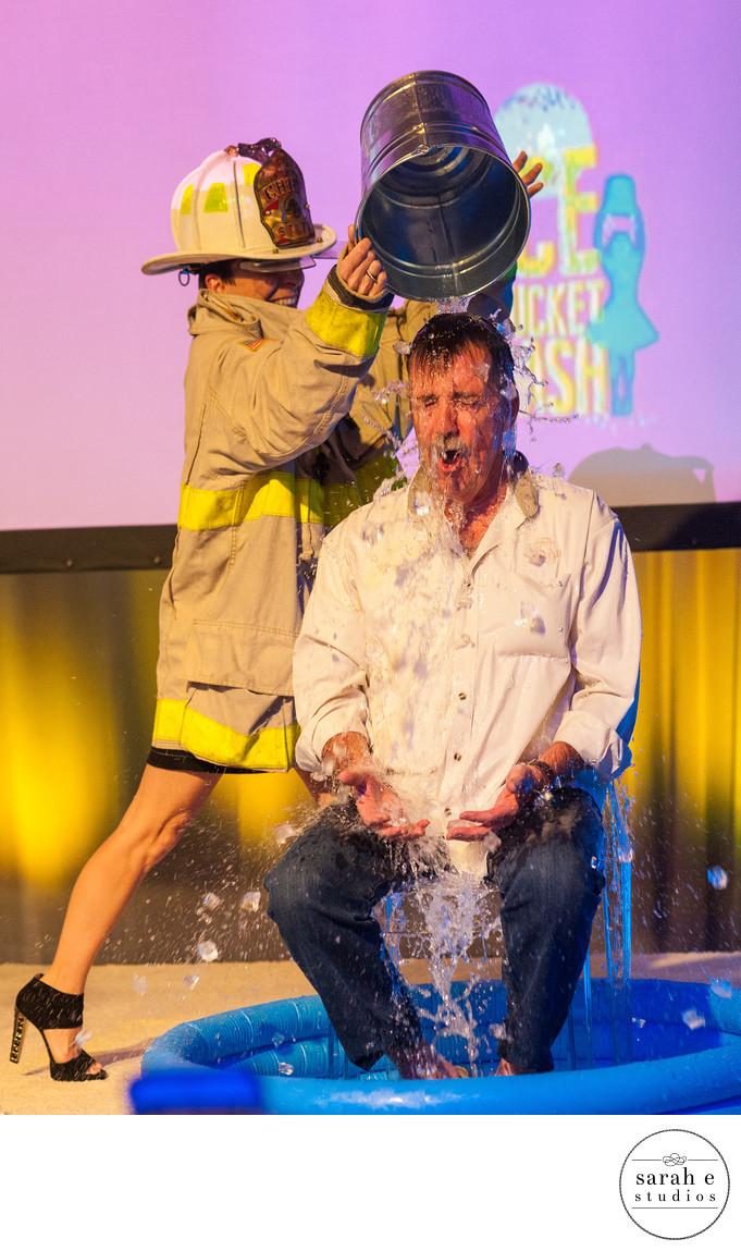 Dennis Jenkerson ALS Ice Bucket Challenge