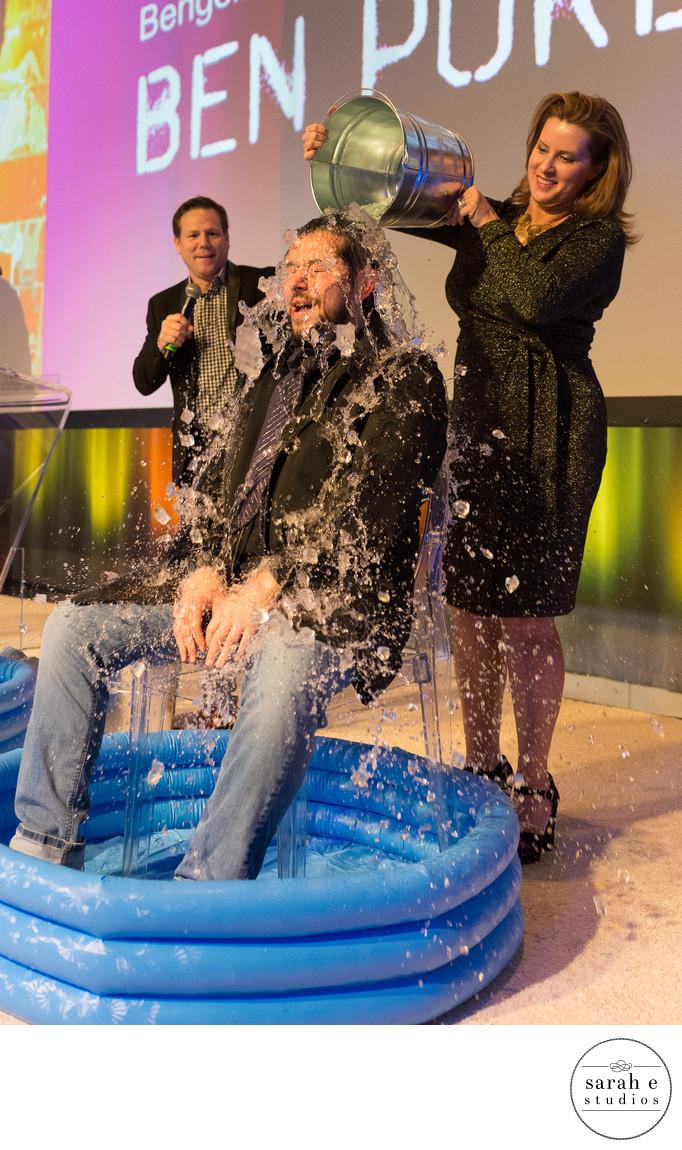 Ben Poremba ALS Ice Bucket Challenge